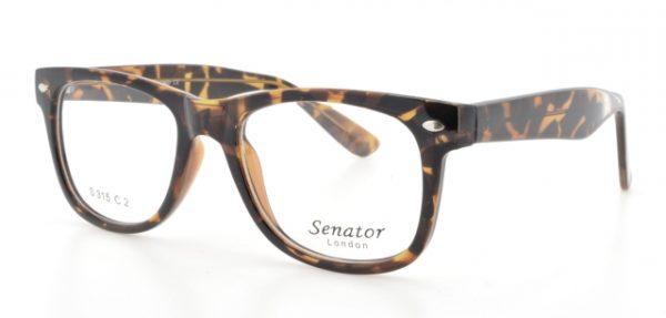 Senator S315 Mens Retro Plastic Frame