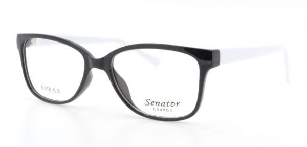 Senator S318 Mens Plastic Frame